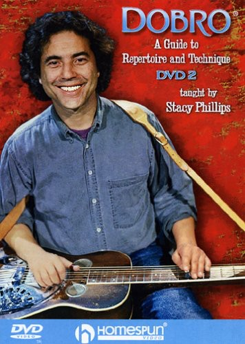 Guide to Dobro? Repertoire & Technique: Bar