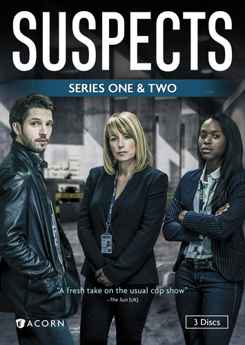 Suspects: Series 1 And 2