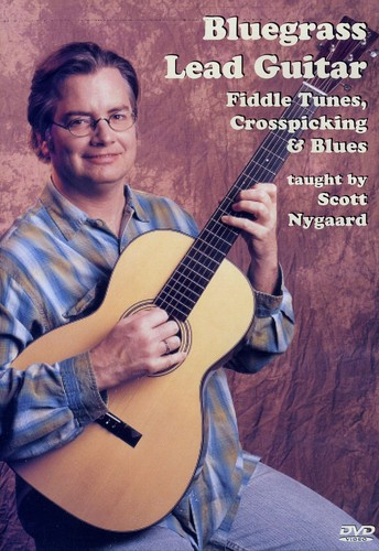 Bluegrass Lead Guitar: Fiddle Tunes Crosspicking
