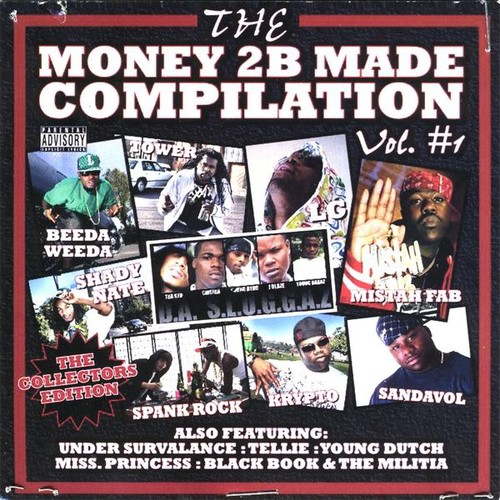 Stewy Vutton: Money 2B Made 1 /  Various
