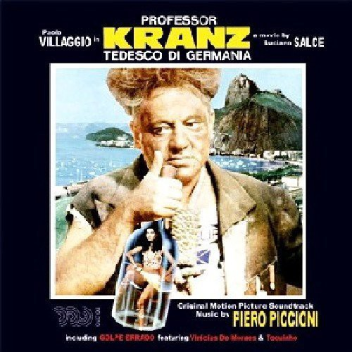Professor Kranz Tedesco (Original Soundtrack) [Import]