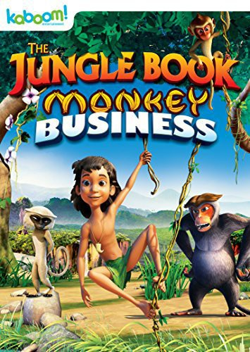 Jungle Book - Monkey Business