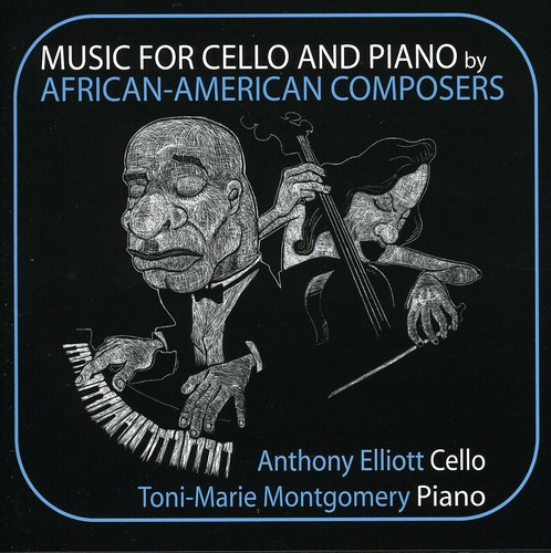 Music for Cello & Piano By African American Compos