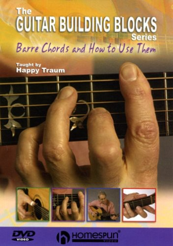 Barre Chords & How to Use Them 1