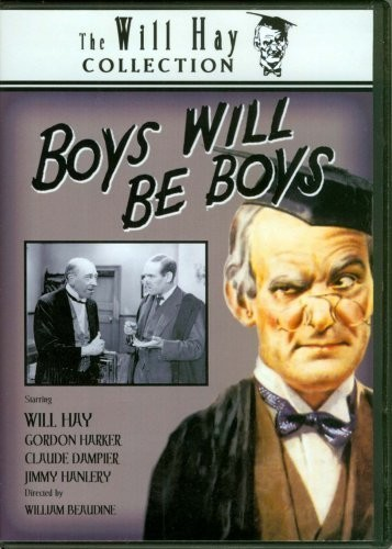 Boys Will Be Boys (1935)