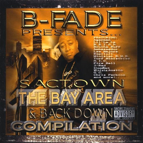 Sactown Bay Area & Backdown /  Various