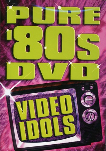 Pure 80's DVD: Video Idols /  Various