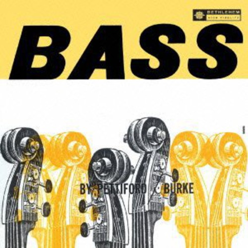Bass By Pettiford/ Burke [Import]