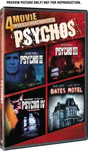 Midnight Marathon Pack: Psychos