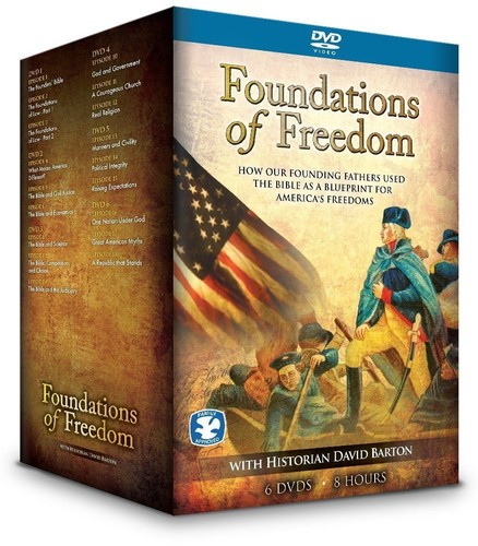 Foundations of Freedom with David Barton