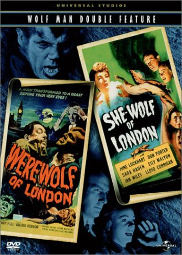 Werewolf of London & She-Wolf of London