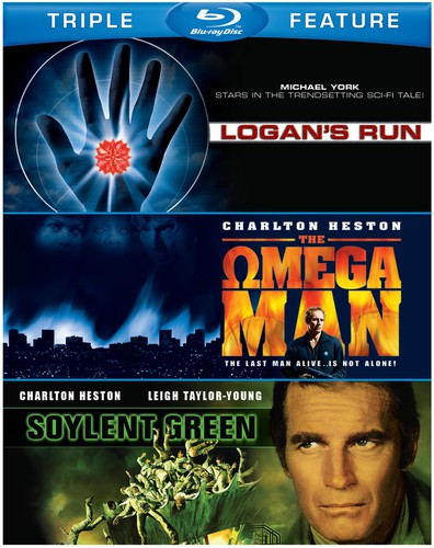 Sci-Fi: Triple Feature