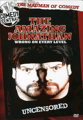 Amazing Johnathan: Wrong on Every Level