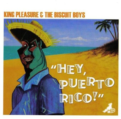 Hey Puerto Rico [Import]
