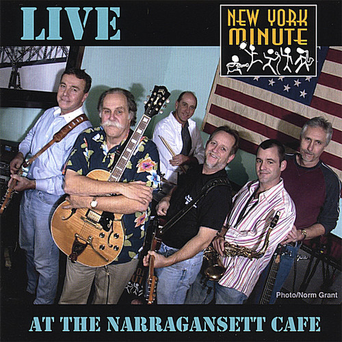 Live at the Narragansett Cafe