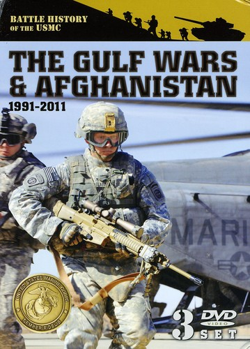 Marines in Gulf & Afghanistan