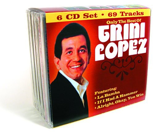 Only the Best of Trini Lopez