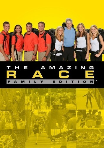 Amazing Race Season 8