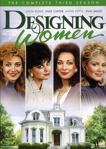Designing Women: The Complete Third Season