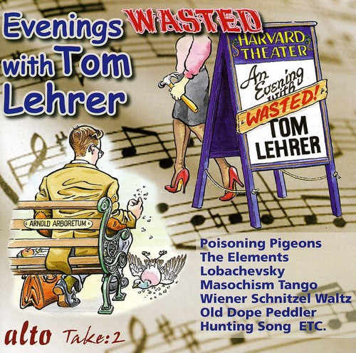 Evenings Wasted with Tom Lehrer [Import]