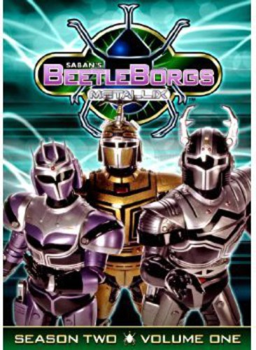 Beetleborgs Metallix: Season 2 - Vol 1