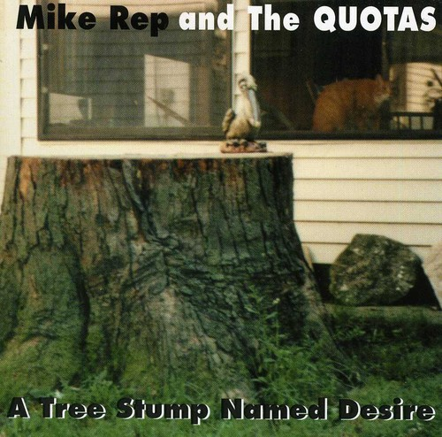 Tree Stump Named Desire