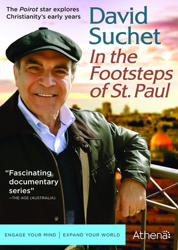 David Suchet: In the Footsteps of St Paul