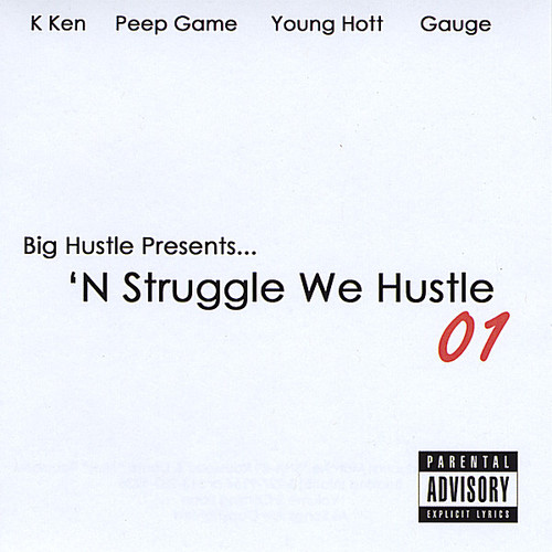 'N Struggle We Hustle 1 /  Various