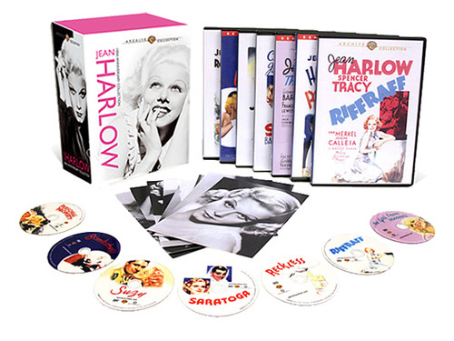 Jean Harlow (100th Anniversary Collection)