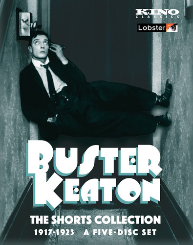 Buster Keaton: The Shorts Collection (1917-1923)