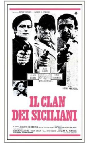 Il Clan Dei Siciliani (Original Soundtrack) [Import]