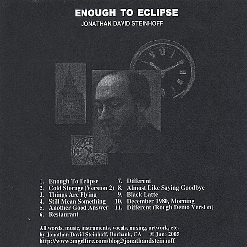 Enough to Eclipse
