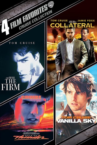 4 Film Favorites: Cruise Collection