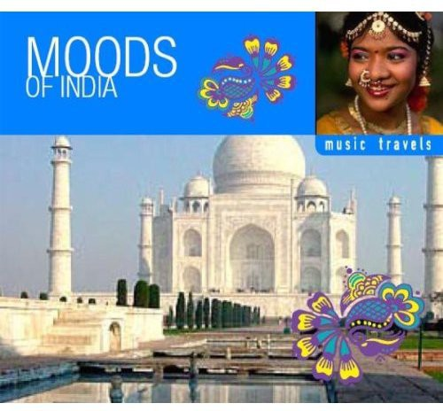 Music Travels: Moods of India /  Various [Import]