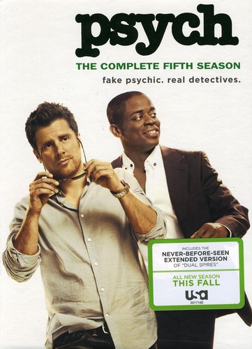 Psych: Complete Fifth Season