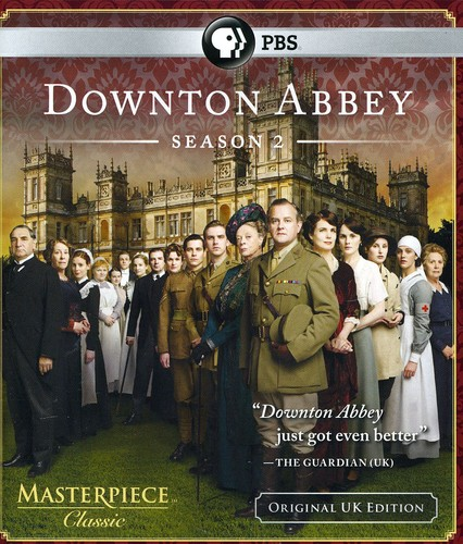 Downton Abbey: Season 2 (Masterpiece Classic)