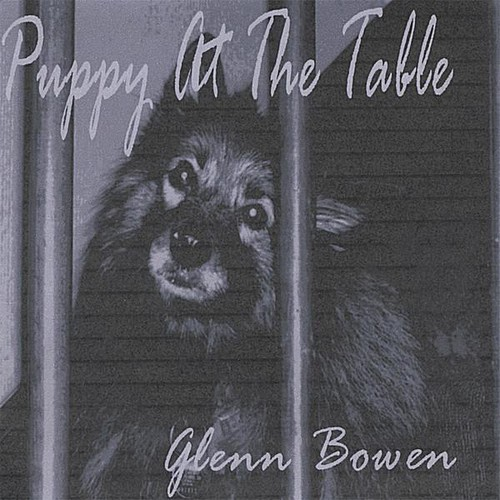 Puppy at the Table