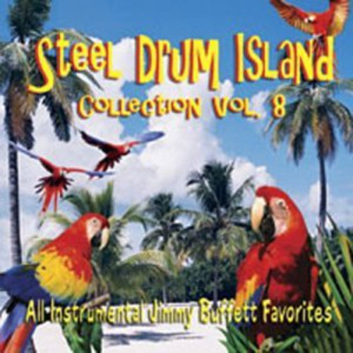 Steel Drum Island Collection: Fins & More Jimmy Bu