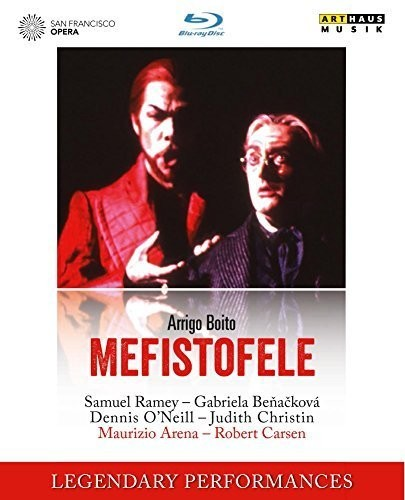 Mefistofele (Legendary Performances)