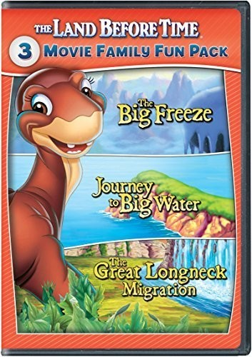 Land Before Time Viii-X 3-Movie Family Fun Pack