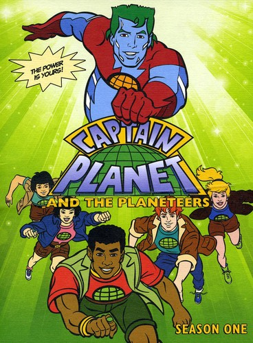 Captain Planet & Planeteers: Season One