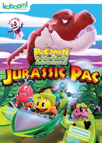 Pac-Man & the Ghostly Adventures - Jurassic Pac