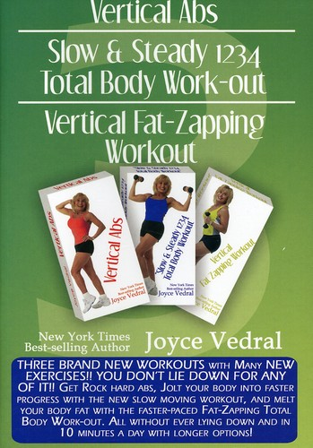 Vertical Abs & Fat Zapping Workout