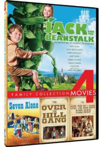 Jack & the Beanstalk /  Over the Hill Gang
