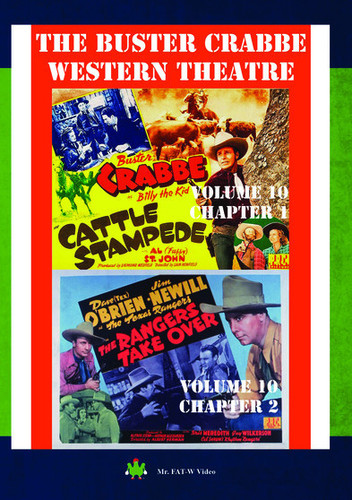 Buster Crabbe Western Theatre Vol 10
