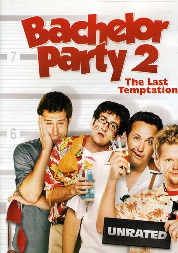 Bachelor Party 2: Last Temptation (Revised Art)
