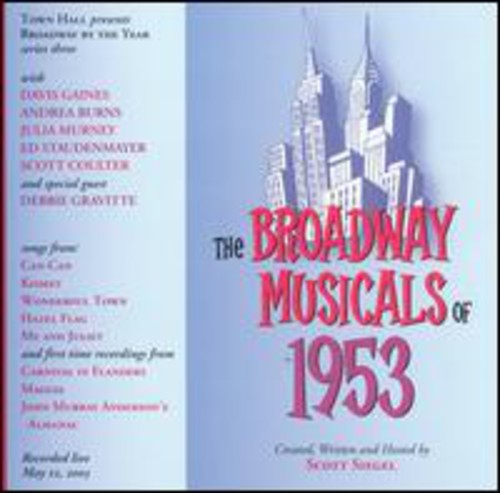 Broadway Musicals of 1953 /  Various
