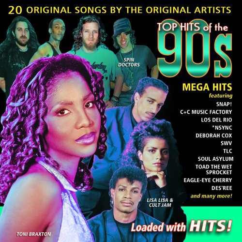 Top Hits 90's: Mega Hits /  Various
