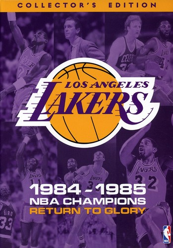 NBA Los Angeles Lakers 1985: Return to Glory