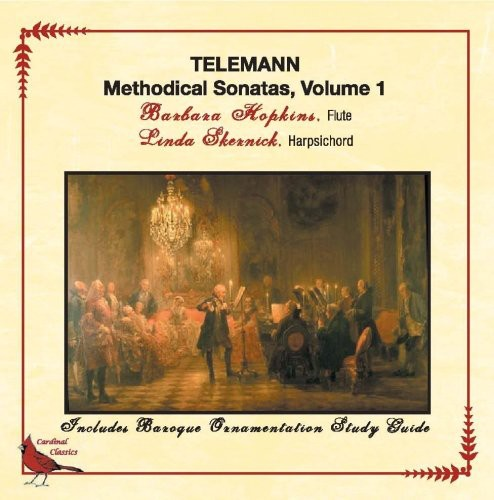 Telemann Methodical Sons Vol. 1